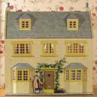 DOLLhouse April Cottage