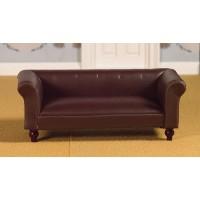 3957 Classic 'Leather' Sofa