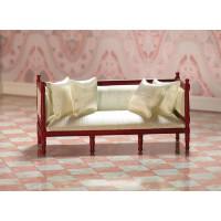 7216 Cream 'Silk' Louis XVI Sofa