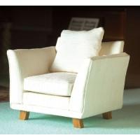 4062 Classic Cream Armchair