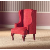 6750 Red Armchair