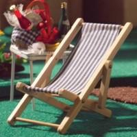 5402 Stripe Deckchair