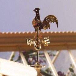 5395 Cockerel Weather Vane