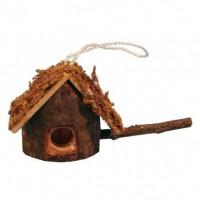 D1588 Wooden Bird House