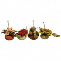 D1631 Flowers In Bowl