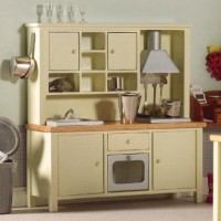 Cream All-in-one Kitchen 5172