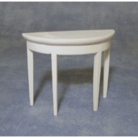 Small Hall Table White DF1170