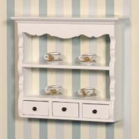 White Wall Shelf 2599