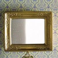 Gold Mirror -3559