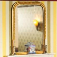 Gold Mirror -5714