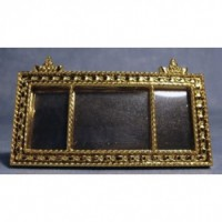 Large French Mirror D1685