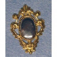 Fancy Wall Mirror D1687