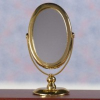 Gold Tilting Mirror 3042