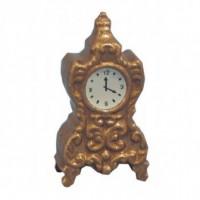 Gold' Mantle Clock D1582
