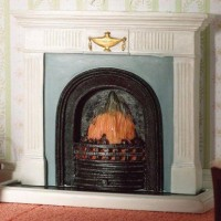 2985 Georgian Fireplace-Hearth