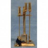 Brass Companion Set D322
