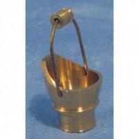 Brass Coal Bucket D327