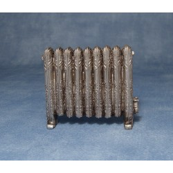 Silver Antique Radiator D2330