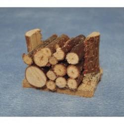 Small Log Pile D2319