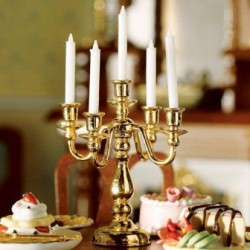 Five-arm Candelabra -5570