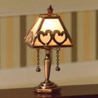 Art Nouveau Lamp 2889