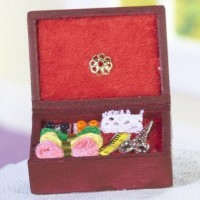Sewing Box & Accessories -3028