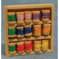 Cotton Spools Box D378
