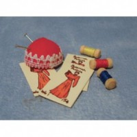 Pin Cushion Set D2276