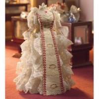 Cream Bridal Mannequin -4739