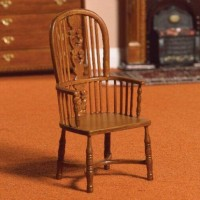Chair Walnut -2466