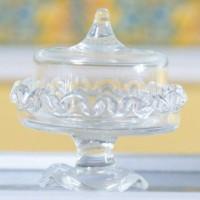 Glass Cake Stand  3343