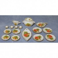 Fruit Dinner Set D1725