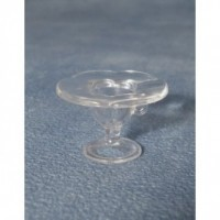 Glass' Fruitbowl D2123