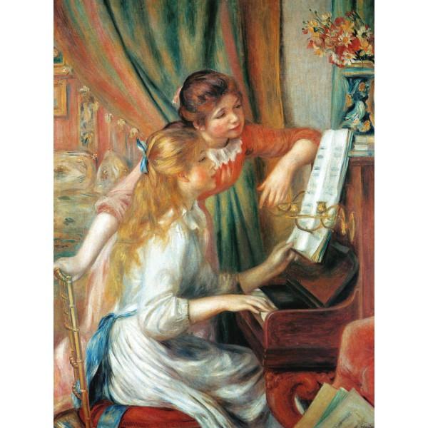 Renoir-Fanciulle al piano