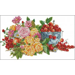 Flowers and Sweet Fruits