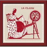 AnM-La Fileuse