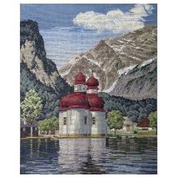 J23501-5 TT Alpenlandschaft