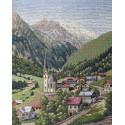 J23501-6 TT Alpenlandschaft