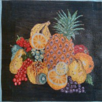 Fruits by C,Vessiere
