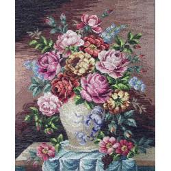 J23534-2 TT Blumen in Vase