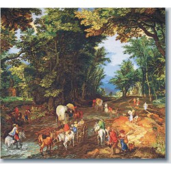 WO 493 TT Brueghel 105x95 cm