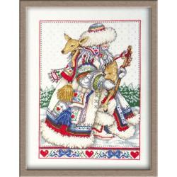 Dw -Nordic Santa