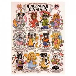 Dw -Calendar Canine