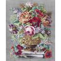 J23582 DT Blumen in Vase