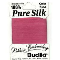 Bucilla-Silk Ribon 553