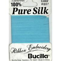 Bucilla 4-Silk Ribon  607