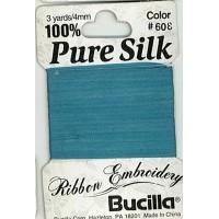 Bucilla 4-Silk Ribon  608