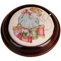 Sberry 0036- Large  Pincushion