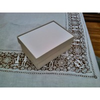 Sberry-001-Petite  Box- White