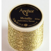 300 Anchor Metallic(50 m)Gold